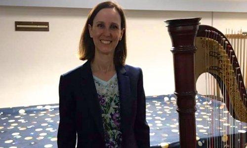 Talk given for Harp Centre Australia